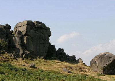 Cow & Calf Ilkley Moor | Friends Of Ilkley Moor