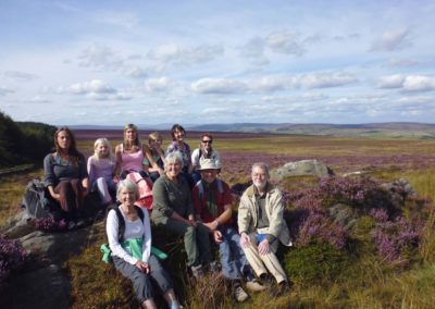 Explorers | Event | Friends Of Ilkley Moor