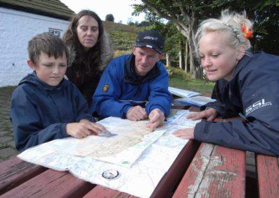 Navagation Skills   Friends Of Ilkley Moor
