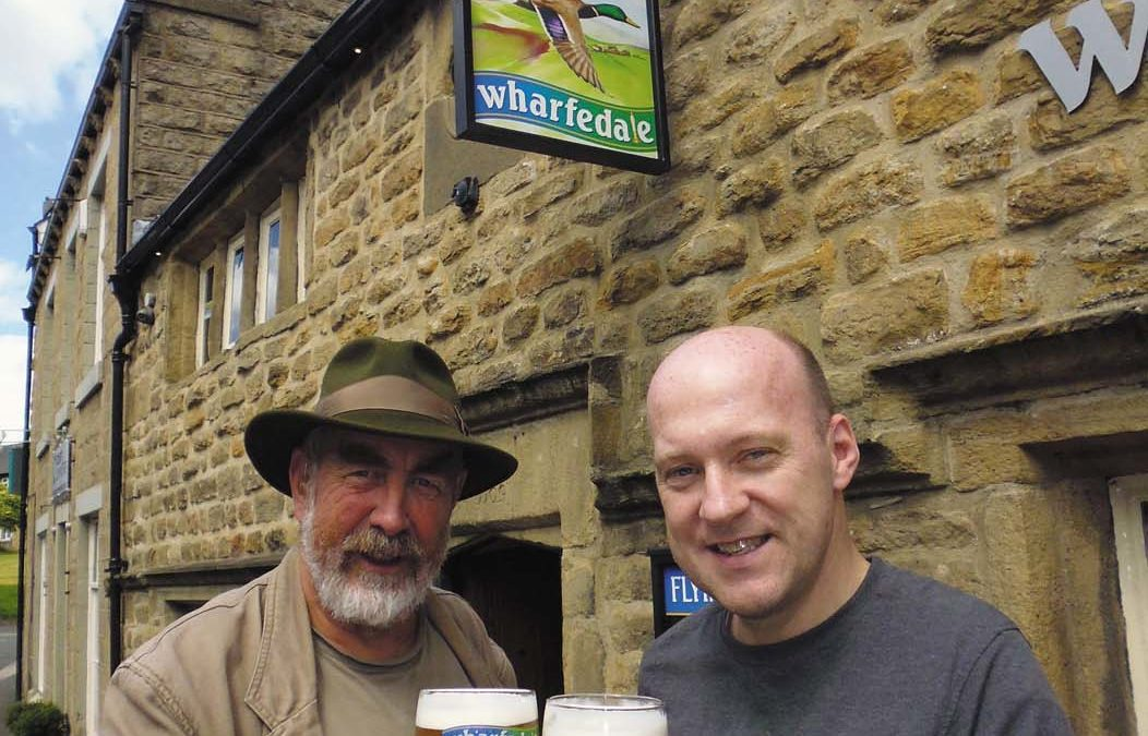 Ilkley Moor to benefit from White Wells Beer