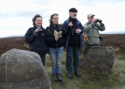 Bird Watching | Events | Friends Of Ilkley Moor