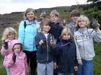 GPS Kids   Friends of Ilkley Moor