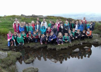 School Day's Out | Friends on Ilkley Moor